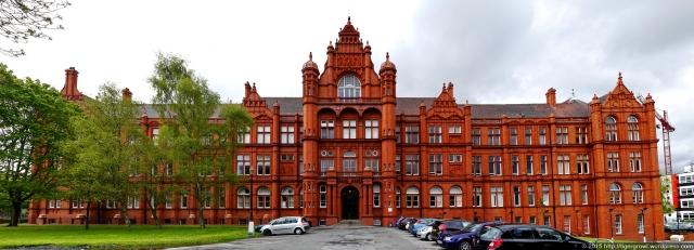 The Peel Building